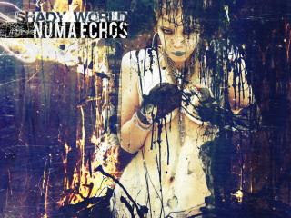 "Numa Echos – Nuovo album ""Shady World"""