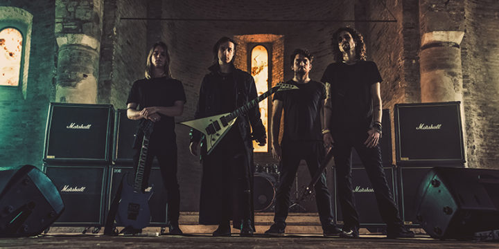 "Nuovo Video ""Fall Of The Divine"" degli Hell's Crows"